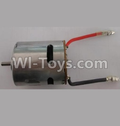 Wltoys A959B A959-B Motor 540-Main brush motor with copper gear Parts-Official 540 Motor,Wltoys A959B A959-B Parts