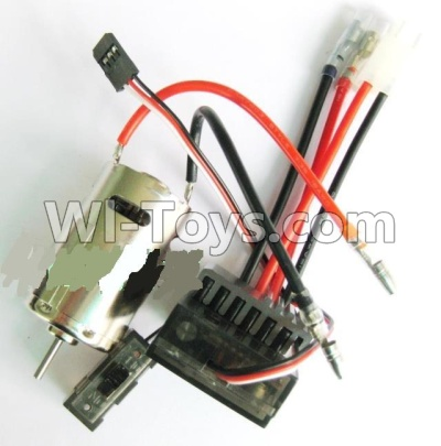 Wltoys A959B A959-B Upgrade 390 Brush motor & Upgrade Brush Motor ESC Parts,Wltoys A959B A959-B Parts