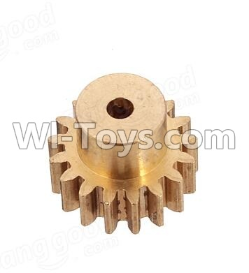 Wltoys A959B A959-B Copper motor Gear(1pcs)-0.7 Modulus-27 Teeth Parts,Wltoys A959B A959-B Parts