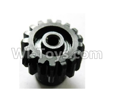Wltoys A959B A959-B Upgrade Steel motor Gear(1pcs)-0.7 Modulus-Black-27 Teeth Parts,Wltoys A959B A959-B Parts