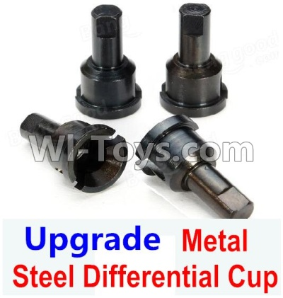 Wltoys A959B A959-B Upgrade Metal Differential Cup Parts,Wltoys A959B A959-B Parts