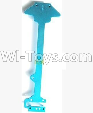 Wltoys A959B A959-B Upgrade Metal Floor plate-Blue Parts-A949-18,Wltoys A959B A959-B Parts