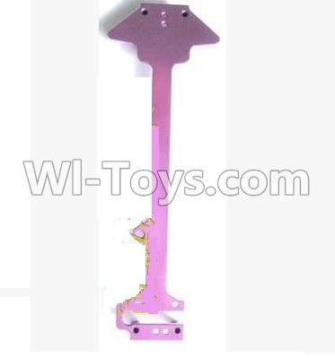 Wltoys A959B A959-B Upgrade Metal Floor plate-Purple Parts-A949-18,Wltoys A959B A959-B Parts