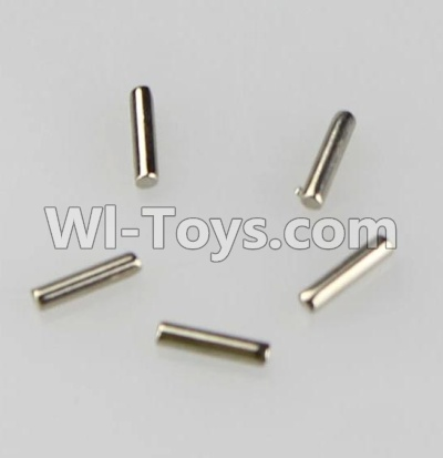 Wltoys A959B A959-B Axle pin,Car Axle Hinge Pin(5pcs)-1.5mmX6.7mm-A949-50,Wltoys A959B A959-B Parts