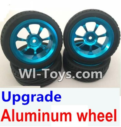 Wltoys A969-B A969B Upgrade Aluminum wheel(4pcs-Include the Tire leather),Wltoys A969-B A969B Parts