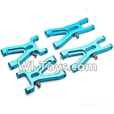 Wltoys A969-B A969B Upgrade Metal Front Swing arm(2pcs) & Upgrade Metal Rear Swing arm,Wltoys A969-B A969B Parts