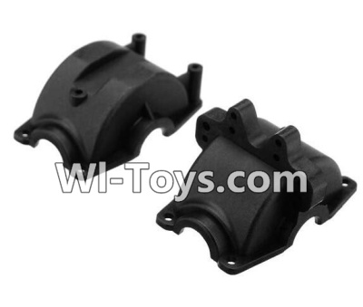Wltoys A969-B A969B Upper and Bottom Gearbox Cover-A949-12,Wltoys A969-B A969B Parts