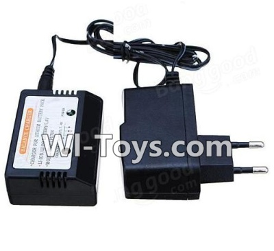 Wltoys A969-B-23-03 Official charger and balance charger,Wltoys A969-B A969B Parts