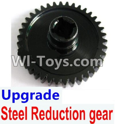 Wltoys A969 Upgrade Steel Reduction gear Parts-Black,Wltoys A969 Parts