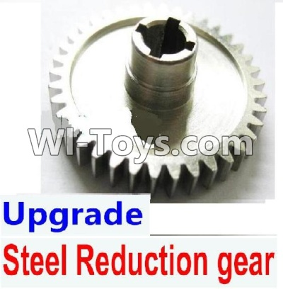Wltoys A969 Upgrade Steel Reduction gear Parts-Silver,Wltoys A969 Parts
