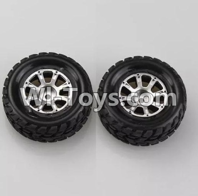 Wltoys A969 Right Wheel Parts-2pc-Official,Wltoys A969 Parts
