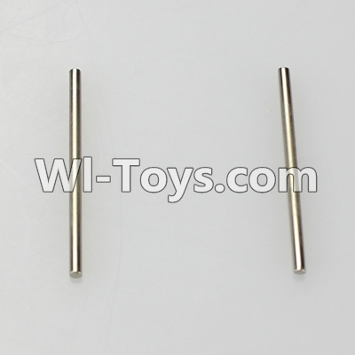 Wltoys A969 axis for the Steering seat Parts-(2pcs)-2mmX20.5mm,Wltoys A969 Parts