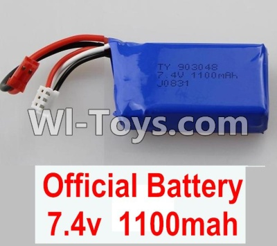 Wltoys A979 Battery Parts,Official 7.4v 1100mah battery,Wltoys A979 Parts