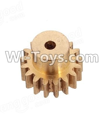 Wltoys A979 Copper motor Gear(1pcs)-0.7 Modulus,Wltoys A979 Upgrade Parts