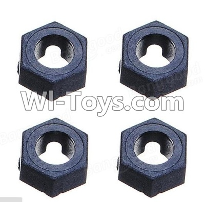 Wltoys A979 Official Hexagonal round seat(4pcs),Wltoys A979 Upgrade Parts
