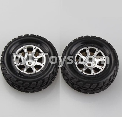 Wltoys A979 Left Wheel Parts-2pcs-Official ,Wltoys A979 Parts