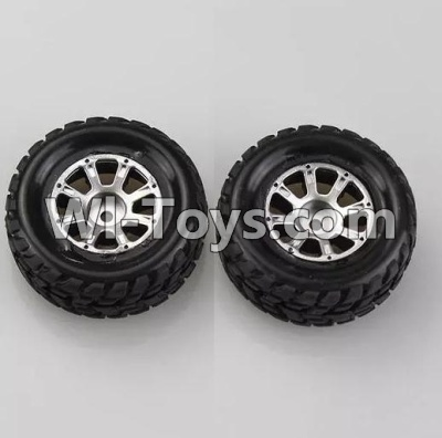 Wltoys A979 Right Wheel Parts-2pcs-Official ,Wltoys A979 Parts