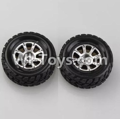 Wltoys K929-B Right Wheel(2pcs),Wltoys K929-B K929B Parts