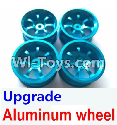 Wltoys K929-B Upgrade Aluminum wheel(4pcs-Not include the Tire leather),Wltoys K929-B K929B Parts