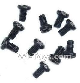 Wltoys K929-B Countersunk head-M2X6(10PCS),Wltoys K929-B K929B Parts