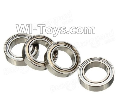 Wltoys K929-B Ball Bearing Parts(4Pcs)-8mmX12mmX3.5mm-A949-36,Wltoys K929-B K929B Parts