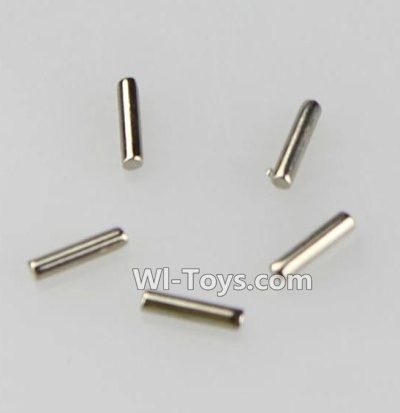 Wltoys K929-B Axle pin,Car Axle Hinge Pin(5pcs)-1.5mmX6.7mm-A949-50,Wltoys K929-B K929B Parts