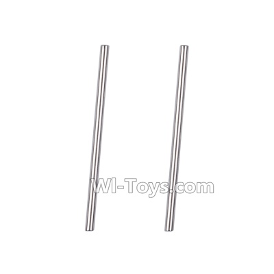 Wltoys K929-B Pin for the Swing Arm Parts(2pcs)-2X40.8MM-A969-08