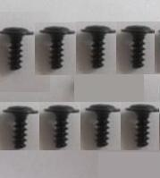 Wltoys K929-B Round head self tapping screws Parts with mediator-M2.6X6-D5mm(8PCS)-K929-07,Wltoys K929-B K929B Parts