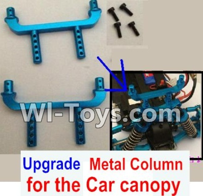 Wltoys K929 Upgrade Metal Column for the Body Shell Cover Parts-2pcs