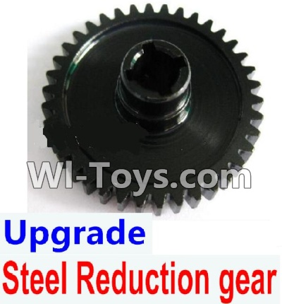 Wltoys K929 Upgrade Steel Reduction gear-Black,Wltoys K929 Parts