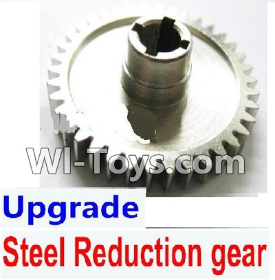 Wltoys K929 Upgrade Steel Reduction gear-Silver,Wltoys K929 Parts