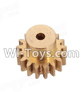 Wltoys K929 Copper motor Gear Parts-1pcs-0.7 Modulus,Wltoys K929 Parts