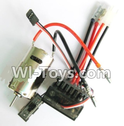 Wltoys K929 Upgrade 390 Brush motor & Upgrade Brush Motor ESC,Wltoys K929 Parts