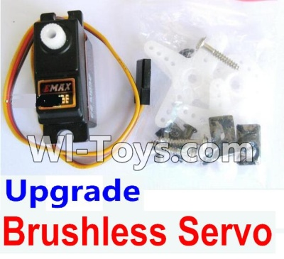 Wltoys K929 Upgrade Servo for the Upgrade brushless set,Wltoys K929 Parts