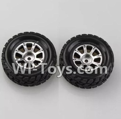Wltoys K929 Official Left Wheel Parts-2pcs,Wltoys K929 Parts