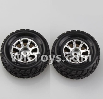 Wltoys K929 Official Right Wheel Parts-2pcs,Wltoys K929 Parts