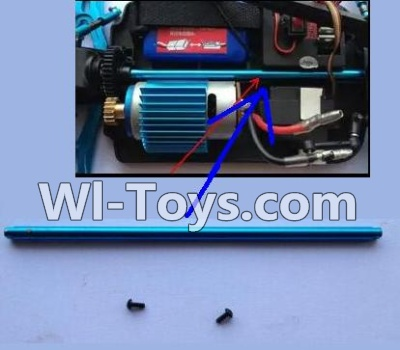 Wltoys K929 Upgrade Central Driving Shaft-Blue,Wltoys K929 Parts