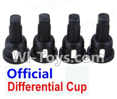 Wltoys K929 Official Differential Cup Parts-4pcs,Wltoys K929 Parts