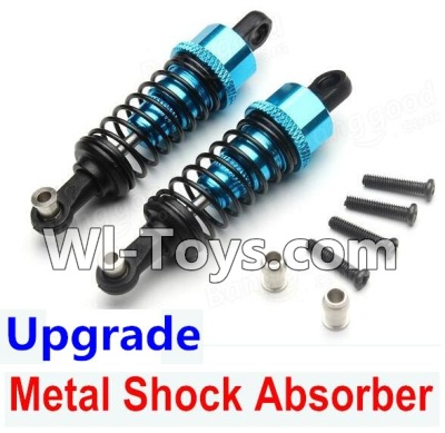 Wltoys K929 Upgrade Metal Shock Absorber Parts-2pcs-Blue,Wltoys K929 Parts