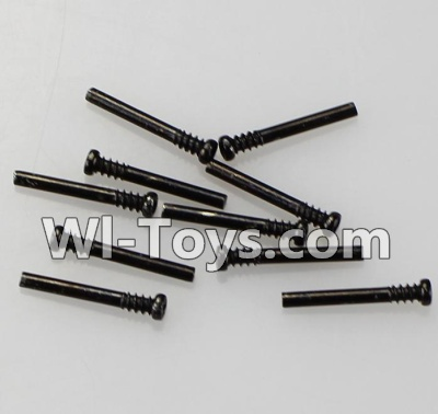 Wltoys K929 Round-head shape Screws Parts-M2X17.5-(10pcs),Wltoys K929 Parts