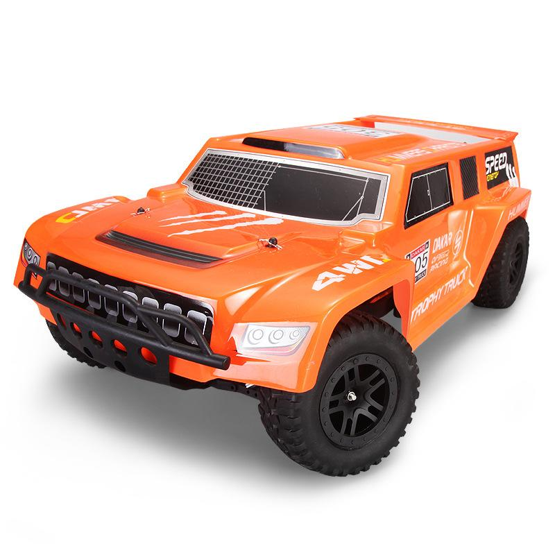 WLtoys K939 RC Car,RC Racing Car 1/10 4WD 2.4G Electric RC Short Course RTR High-Speed Remote Control WLtoys K939 RC Car Toys Truck Buggy-Orange Wltoys-Car-All