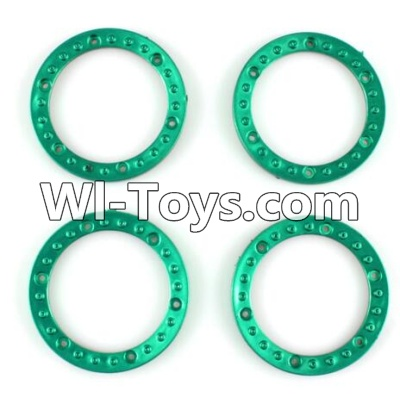 Wltoys 10428 Tire positioning ring Parts-(4pcs),Wltoys 10428 Parts