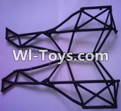 Wltoys 10428 Body Left and Right Rollcage Parts,Wltoys 10428 Parts