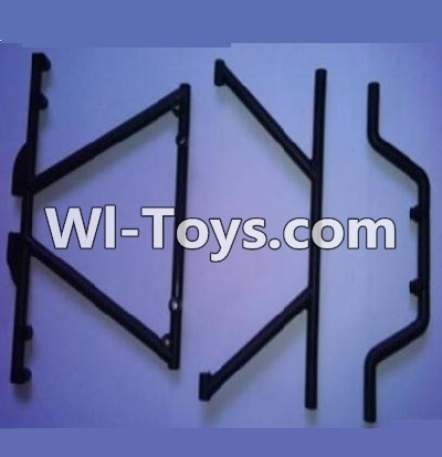 Wltoys 10428 Body Middle Rollcage C and D Parts,Wltoys 10428 Parts