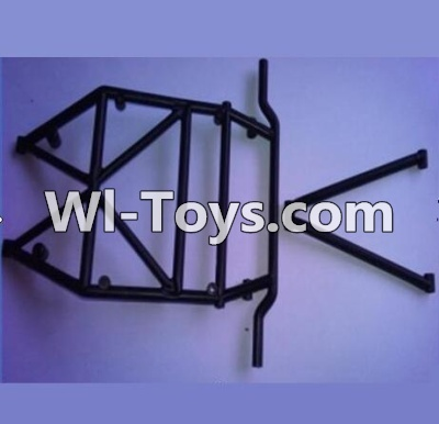 Wltoys 10428 Body Middle Rollcage A and B Parts,Wltoys 10428 Parts
