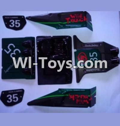 Wltoys K949 Car shell,Wltoys K949 Parts