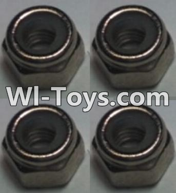 Wltoys K949 M2.5 Locknut(4pcs),Wltoys K949 Parts