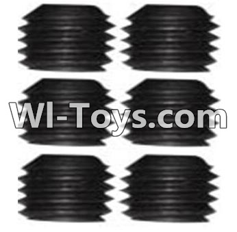 Wltoys K949 A929-86 Jimi screws-M3X5-Black zinc plated(6PCS),Wltoys K949 Parts