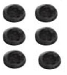 Wltoys K949 A929-91 Jimi screws-M3X3-Black zinc plated(6PCS),Wltoys K949 Parts