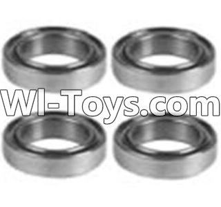 Wltoys K949 K929-52 K939-52 Bearing Parts(10X15X4)-4PCS,Wltoys K949 Parts